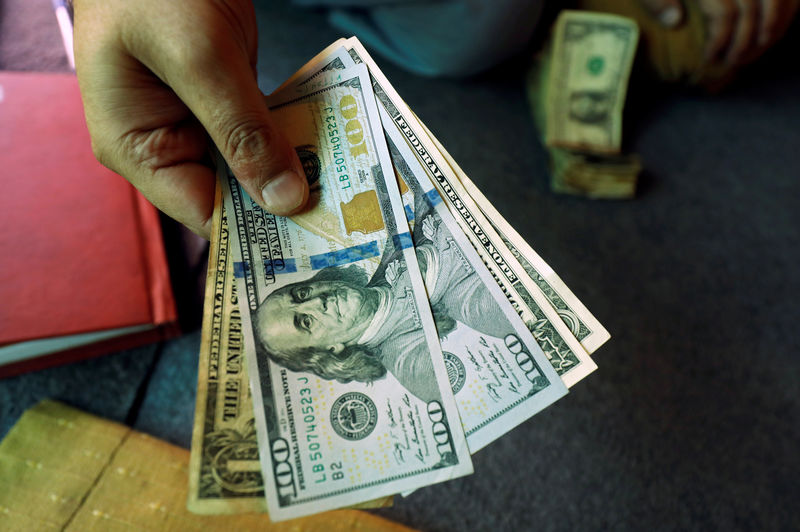 Dollar Hits 2-Week Lows as Pandemic Fears Intensify