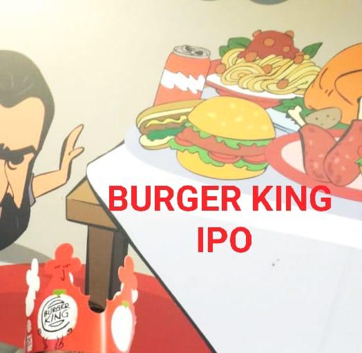 Burger King IPO's