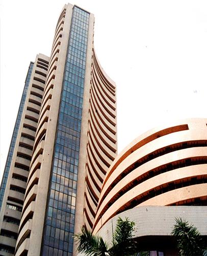 Maharashtra Covid-19 curbs sink markets; Sensex falls over 1,400 points