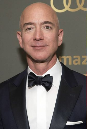 Jeff Bezos reclaims title of world's richest person after Elon Musk slips